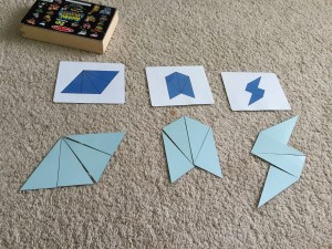 4 Triangles