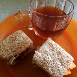 Tea & Finger Sandwiches - Great Britain