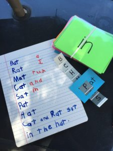 Phonics and Sight words